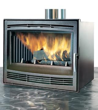 Caldaie, stufe, termocucine e focolari a pellet, legna, biomasse e gas