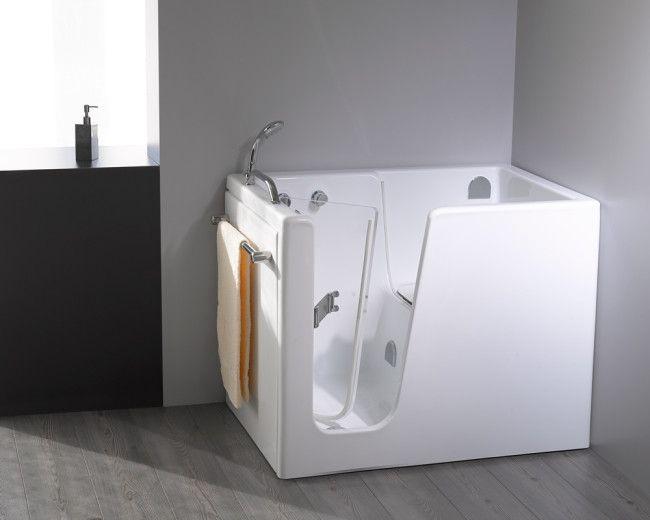 Vasca per anziani disabili busco auxilia mod relax - Busco vasche da bagno ...