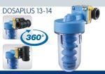 Dosatore proporzionale di sali polifosfati con bypass Dosaplus 3