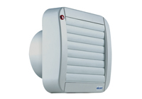 Elicent Aspiratore Elicoidale ECO LINE 100 HT A